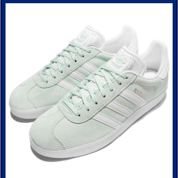 adidas Shoes | Mint Green Adidas